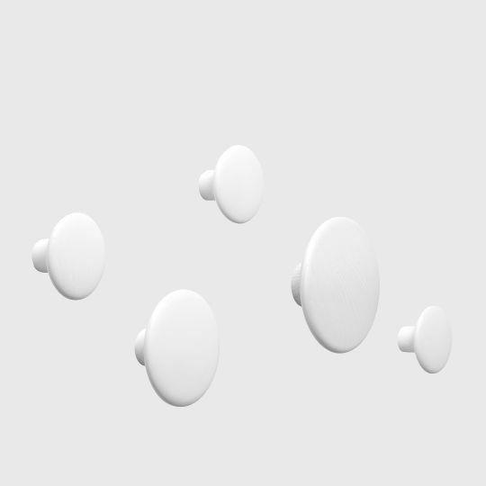 The Dots coat hooks  http://livingedge.com.au