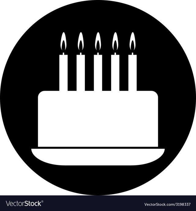 23 Elegant Image Of Birthday Cake Icon Birthday Cake Icon Birthday Cake Symbol Button Royalty Free Cake Icon Image Birthday Cake Birthday Cake Illustration