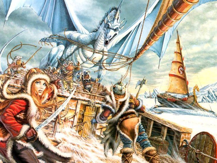 Dragonlance dragons