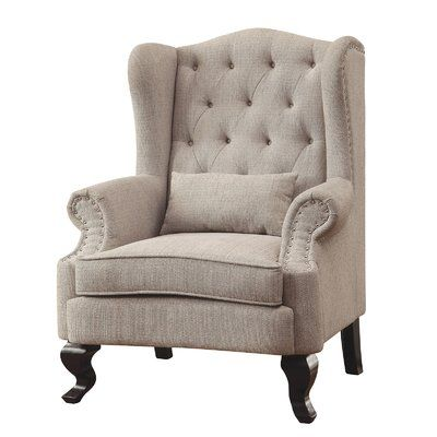 You'll love the Wingback Chair at Wayfair.ca - Great Deals on all Furniture products with Free Shipping on most stuff, even the big stuff.
