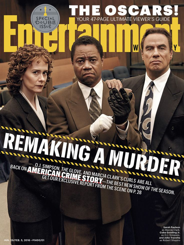 American Crime Story Cast conversaciones DO Simpson con The Hollywood Reporter