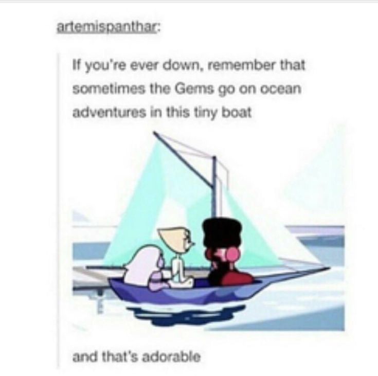 I can't believe I almost forgot about their tiny boat