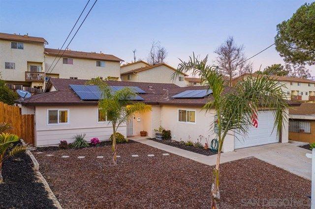 569889 San Diego Real Estate 3559 51st St San Diego Ca 92105 Features 4 Beds 2 Bath 1382 Sq F San Diego Real Estate Patio Slider San Diego Houses