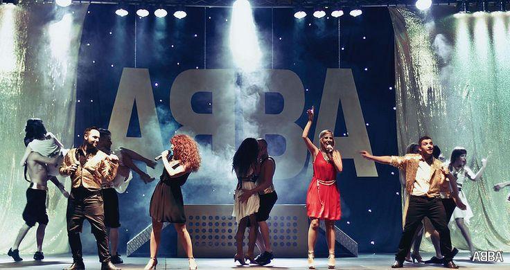 "Grupo Mascarada Carnaval: El musical Abba ""The gold experience"", plato fuert..."