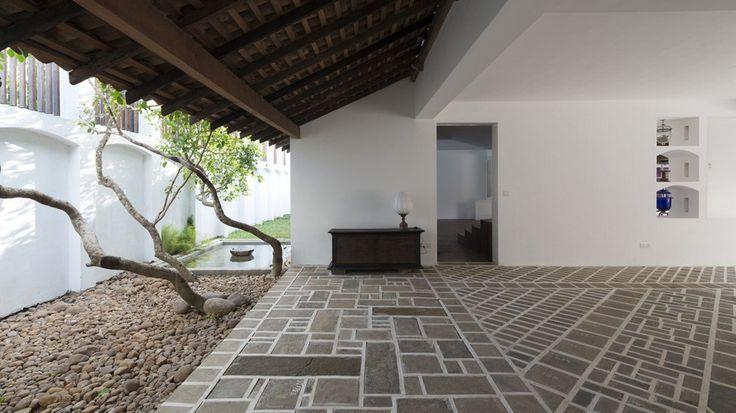 Ena de Silva's moving house   Smriti Daniel