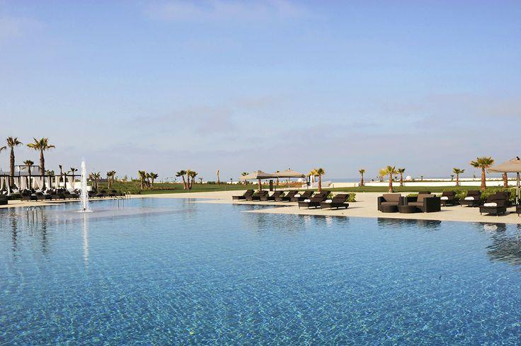 Hôtel Sofitel Thalassa Sea & Spa *****, Maroc, Agadir http://bit.ly/SofitelSeaSpa