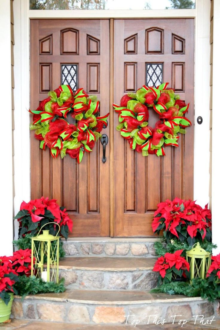Creative outdoor christmas decorations - Creative Outdoor Christmas Decorations 33