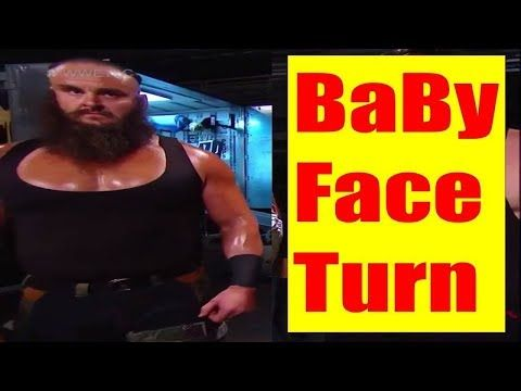 BaBa S Series YouTube Channel: WWE TLC 2017 Who Forced Braun Strowman Baby Face C...