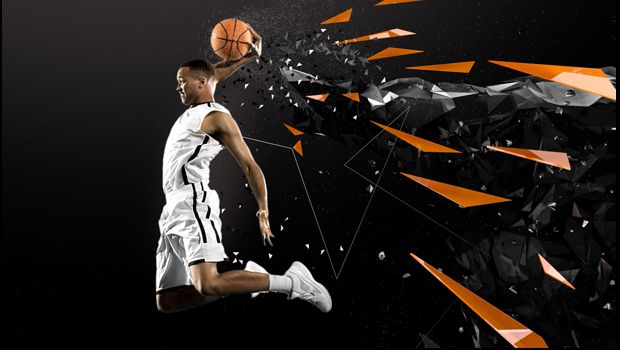 Saudi Basketball League   Visual language Example. #branding #brandidentity #sportsbranding