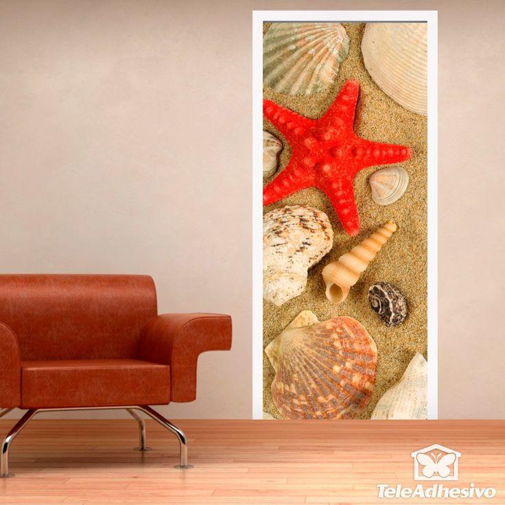 Venta de vinilos con motivos marinos en teleadhesivo - Venta de vinilos decorativos ...