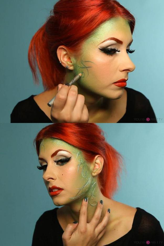 Vine Makeup Tutorial   This is easier than it looks.   Makeup Tips and Tutorials from youresopretty.com #MakeupTips #youresopretty - COSPLAY IS BAEEE!!! Tap the pin now to grab yourself some BAE Cosplay leggings and shirts! From super hero fitness leggings, super hero fitness shirts, and so much more that wil make you say YASSS!!!