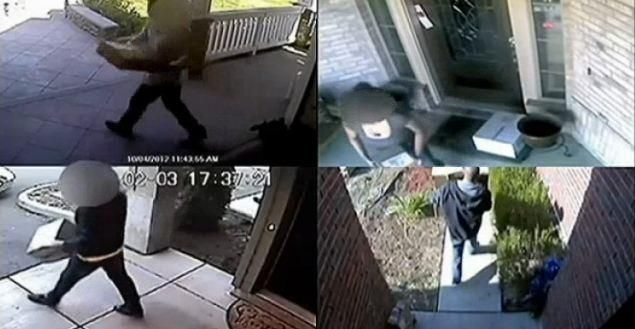 As online shopping grows in popularity, the number of porch pirates is growing. Packages left near doorsteps can be motivation for thieves to swipe unopened boxes from porches or even mailboxes. Twenty-three million Americans have had packages stolen from their home before they could open them. The online shopping trend is increasing opportunities for thieves to swipe from doorsteps. Shoppers now make 51 percent of their purchases online, up from 4