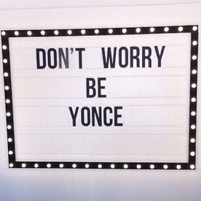 #yonce
