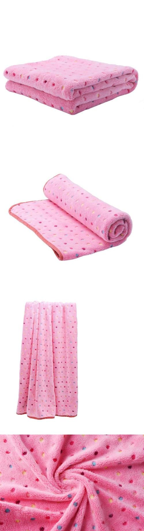 Blankets 116377: Pet Blanket Soft Polar Fleece Throw Sleeping Cover For Dogs And Cats -> BUY IT NOW ONLY: $30.08 on eBay!