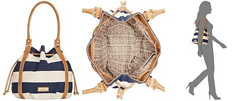 Marc Fisher Nantucket Drawstring Bucket