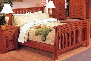 Our Mission Oak Furniture