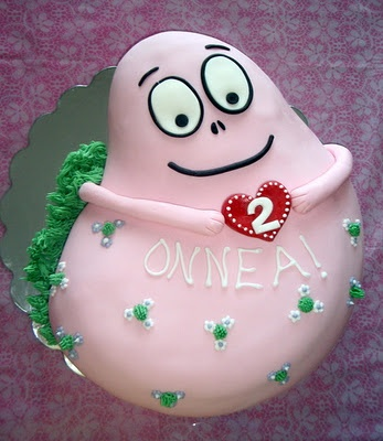 KakkuKaunis: Barbababa-kakku