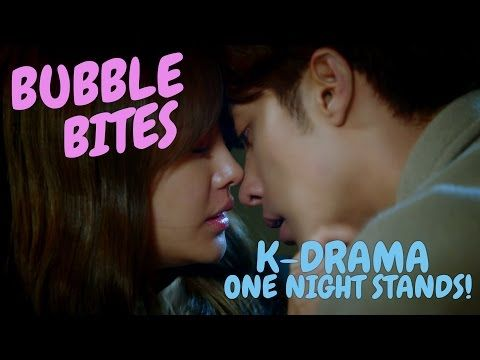 Bubble Bites!: K-Drama One Night Stands! - http://LIFEWAYSVILLAGE.COM/korean-drama/bubble-bites-k-drama-one-night-stands/