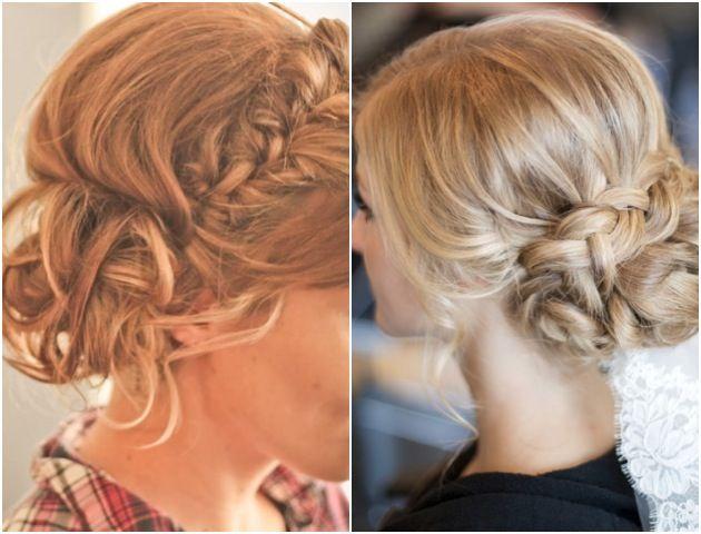 Beautifully Elegant Updo Wedding Hairstyles