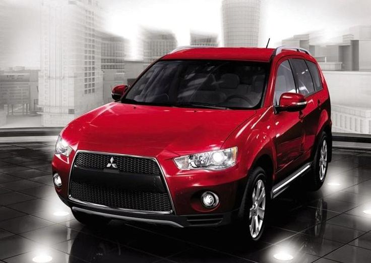 #Mitsubishi #Outlander Facelift Ready to Launch in India This Year