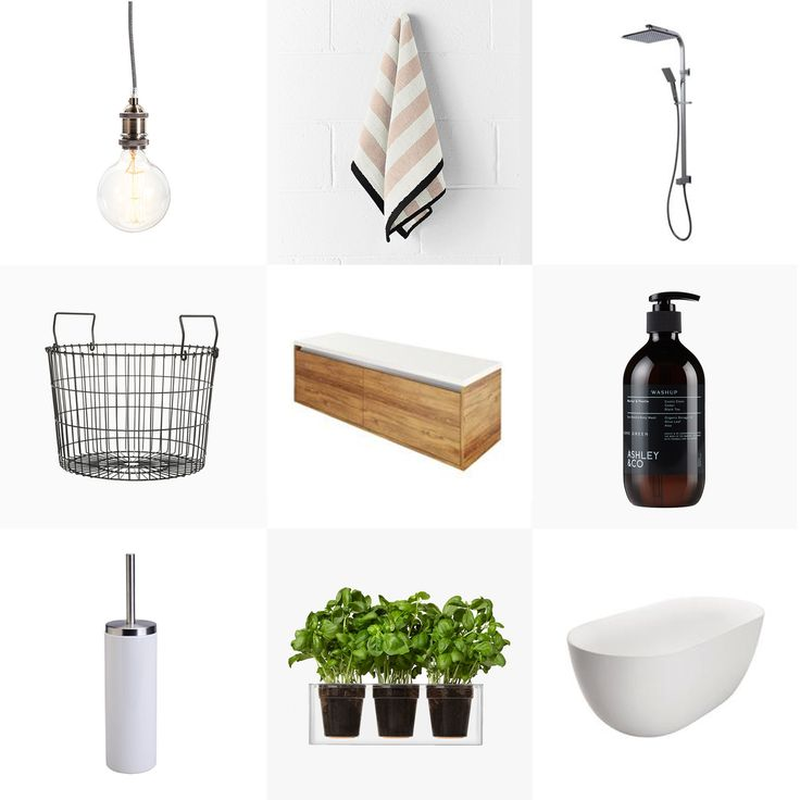 Get the Look: Emma & Courtney's Bathroom - To help you get the look in your home, we've found some of the pieces featured on the show - click to see where to shop the products seen on The Block NZ