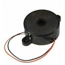 ZUMBADOR:es un transductor electroacústico que produce un sonido o zumbido continuo o intermitente de un mismo tono (generalmente agudo).