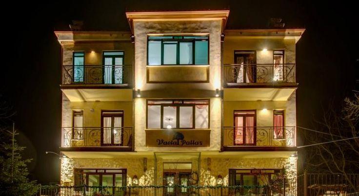 Fan Coils Galletti στο Vaela Pallas Cultural Resort & Spa στο Ελατοχώρι Πιερίας.