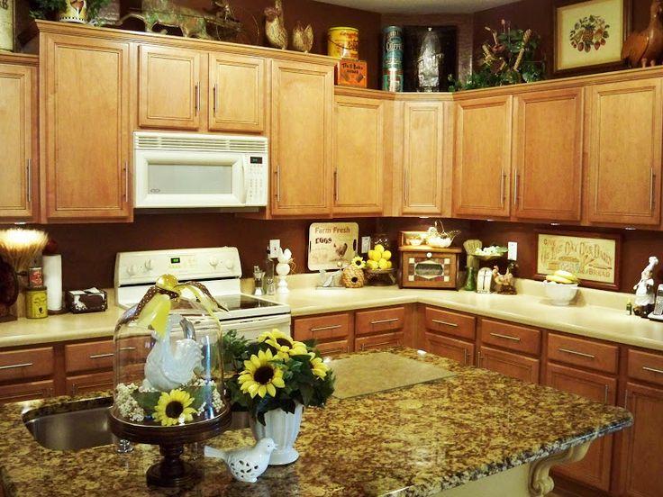 sunflower kitchen decor sunflower decorations for kitchen - Sunflower Kitchen Design Ideas