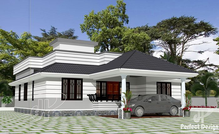 3 Bedroom With Roof Deck House Design Pinoy Eplans House Roof Design House Deck House Roof