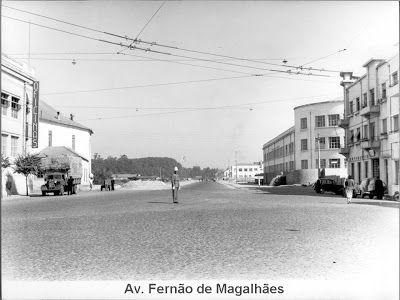 Avenida Fernão de Magalhães