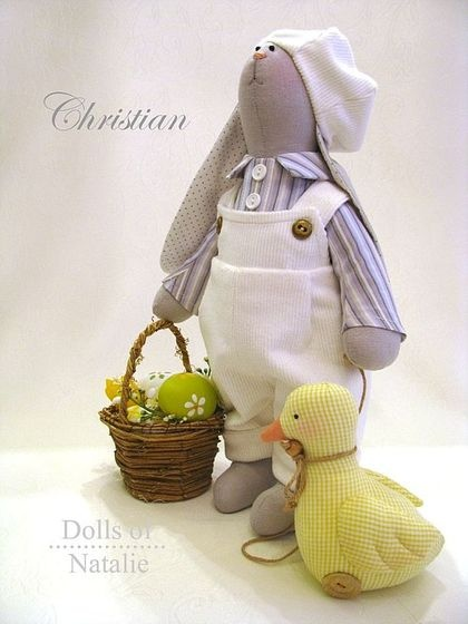 Dolls of Natalie: Christian