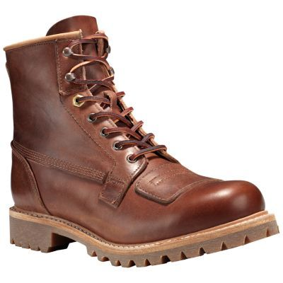 Timberland Boot Company® is a premium collection. With hand-stained leathers, these premium men's boots and shoes are made for a lifetime of wear.