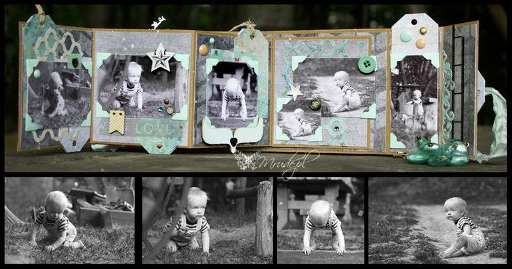Mrude - Mini Album - Every baby needs a lap