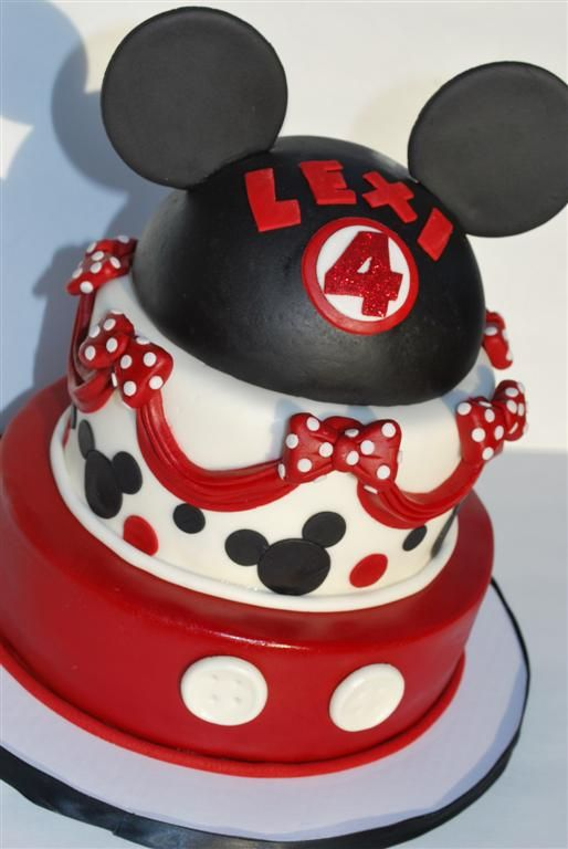 17 Best Images About Birthday Cakes On Pinterest Minnie