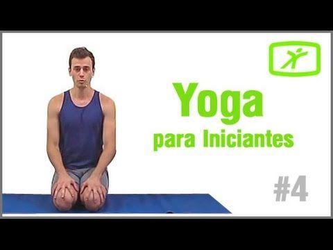 Aula de Yoga para Iniciantes - #4 - Para Alongar as Pernas e Eliminar Dores