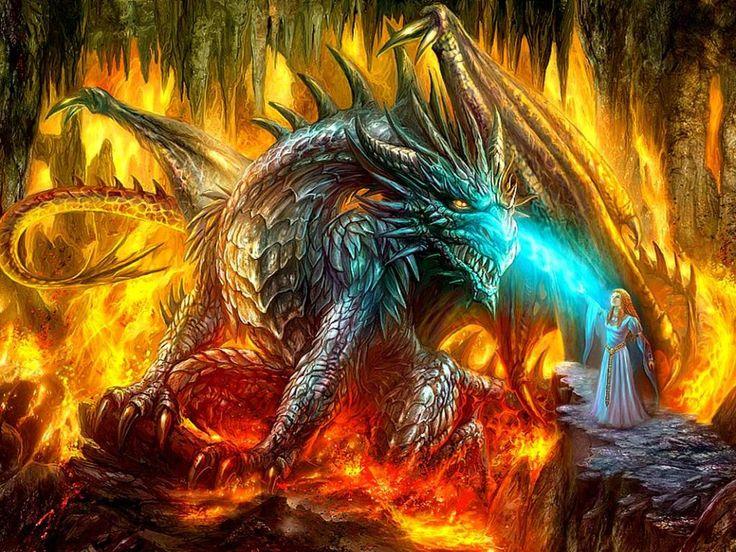 Free Animated Dragon Screensavers Free Beautiful Desktop