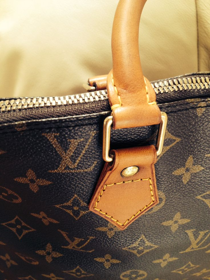 Good advise for cleaning many other handbags. How to Refurbish a Louis Vuitton Bag | Lollipuff