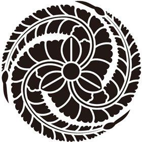 黒田官兵衛   藤巴紋