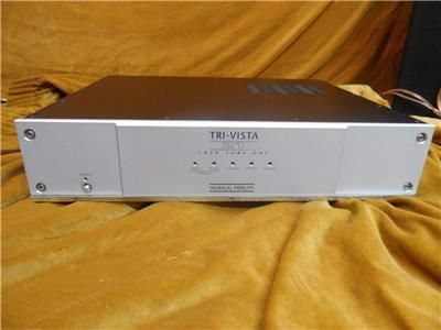 Musical Fidelity Trivista DAC 21 - Boxed, used, for sale, secondhand