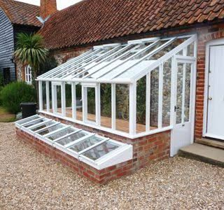 Image result for attached greenhouse kits australia