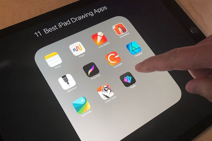 Ipad Drawing Apps Can T Make You An Artist But They Can Help