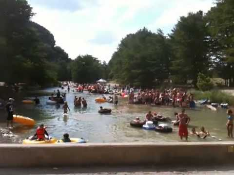 Frio River Tubing/Swimming at Frio Country (2nd Crossing)