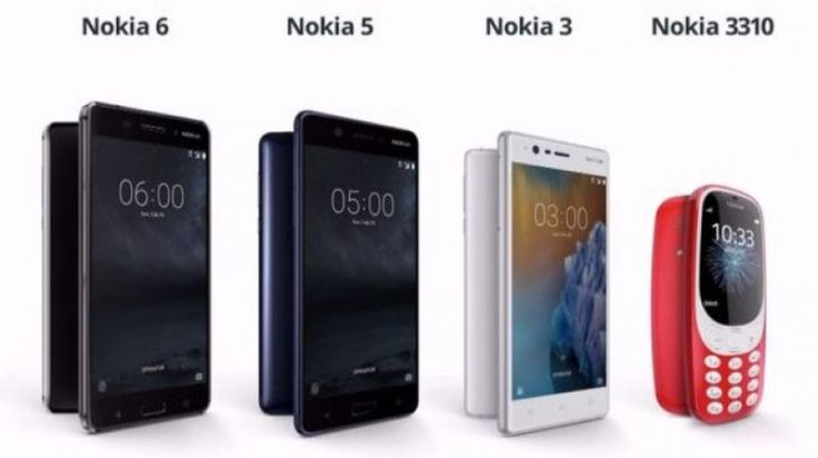 "HMD Global, the owner of ""Nokia"" brand is holding an event in New Delhi on May 8, and all one can assume right now is the arrival of Nokia smartphones to the country. Even Nokia has confirmed the global launch of Nokia 6, Nokia 5, Nokia 3, and Nokia 3310 between May and June on both twitter and YouTube teaser."