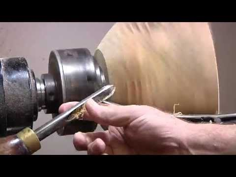 Reed Gray shares Tips on Bowl Cracks, Defects and Signing The Bottom of A Bowl - YouTube