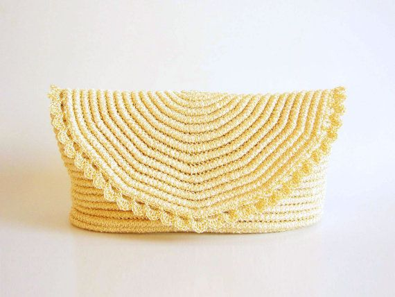 Crochet pattern for tapestry crochet clutch. You'll от ChabeGS