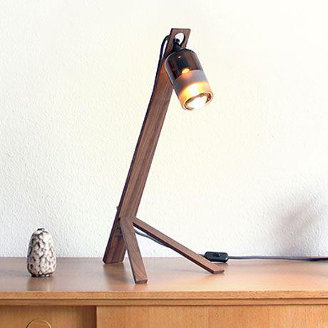 Originell-flexible Tischleuchten