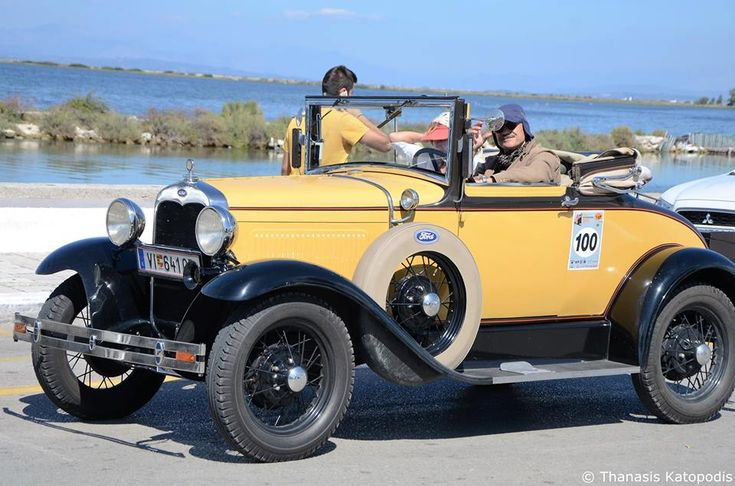 Ford A Convertible.1931.