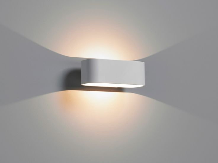 Wandlamp Lumina Curve Wit 6W LED 2700K