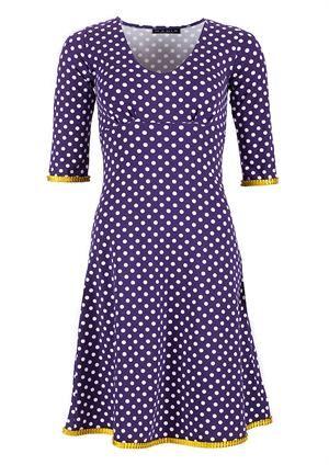 Mania Copenhagen dress STELLA purple