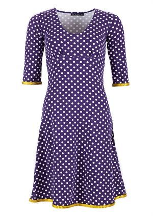 Mania Copenhagen dress STELLA purple